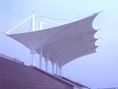 学校钢结构遮阳棚报价