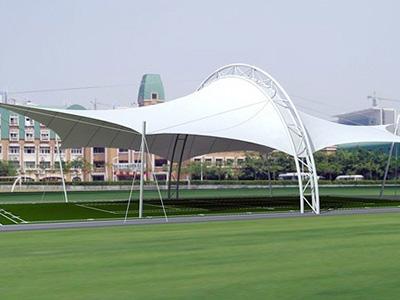 乒乓球膜结构,羽毛球场膜结构,门球场膜结构