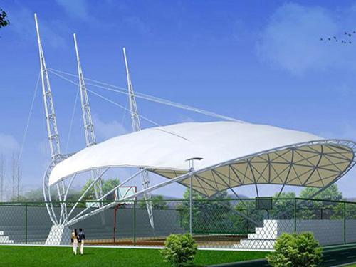 运动场膜结构设计,安装,施工一体化服务企业