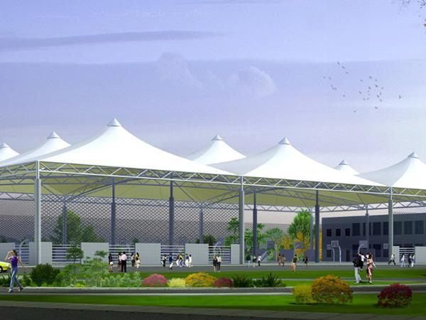 门球场膜结构设计,安装,施工一体化服务企业,门球场膜结构报价